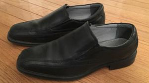 ❗️IF POSTED THEN AVAILABLE❗️ Size 8.5 (8 1/2) Men's Dress Black Shoes Excellent clean condition barely used Wedding Graduation for Sale in Plainfield, IL