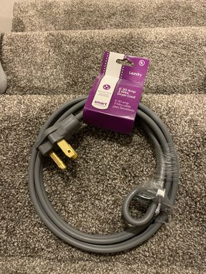3 wire dryer cord for Sale in Puyallup, WA