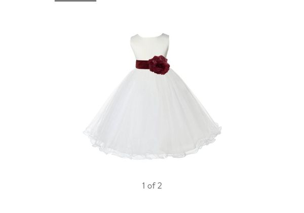 Flower Girl/Baptism/Birthday Dress