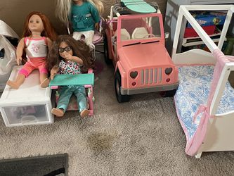 Our Generation Dolls And Accessories for Sale in Fontana,  CA