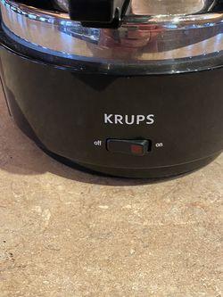 Krups mocha/ Coffee Maker Model 468B for Sale in Rockville,  MD