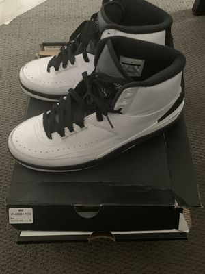 Air Jordan 2 retro size 12 for Sale in Chevy Chase, DC