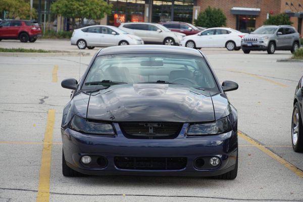 99-04 Mustang Cobra R Hood