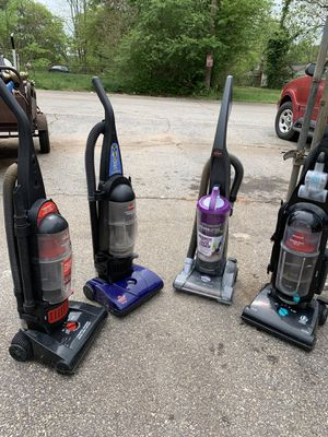 Bissell, Hoover, Dirt Devil, Eureeka for Sale in Greenville, SC