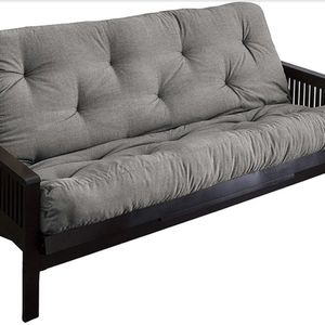 """Full Size 5"""" Futon Mattress - Granite Grey - Futon NOT Included - New! for Sale in Plainfield, IL"""