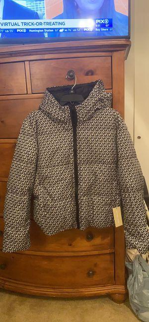 Authentic Michael Kors puff jacket!!! for Sale in Lakehurst, NJ