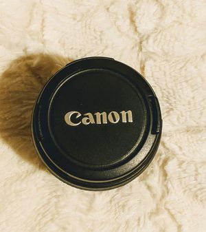 18-55 Canon lens for Sale for Sale in Washington, DC