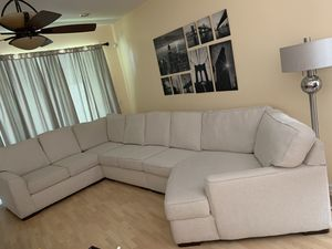 Five piece sectional couch from city furniture for Sale in FL, US