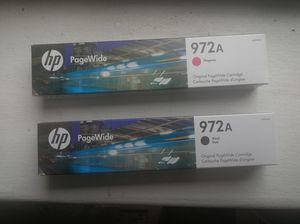 HP 972A ink cartridge - magenta for Sale in Washington, DC