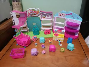 Shopkin toy set for Sale in East Chicago, IN