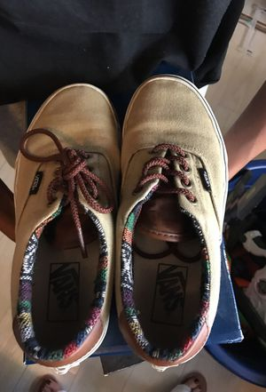 Vans boys size 5 1/2 $10 for Sale in West Palm Beach, FL