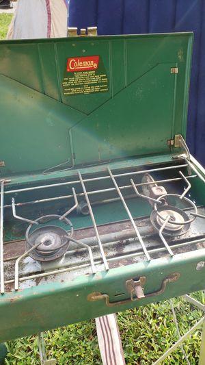 Portable camp stove for Sale in Cape Coral, FL