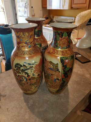 Chinese vases for Sale in Orlando, FL