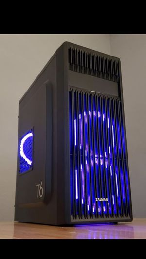 Selling a custom built pc, perfect pc for anyone that wants to start gaming on pc or wants to do business in style with lots of room for upgrades, al for Sale in Compton, CA