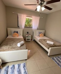 2 Twin Size Bed. frame new in the box with the mattress free delivery for Sale in Hialeah,  FL
