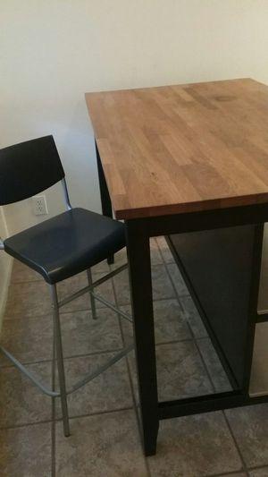 Stenstorp Kitchen Island w/ Seating for Sale in Phoenix, AZ