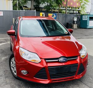 Ford Focus sedan Automatic 2012 for Sale in Queens, NY