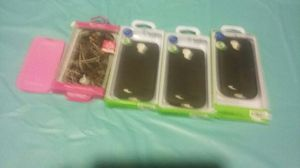 Belkin and bytech galaxy s4 for Sale in Baltimore, MD