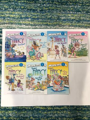 Fancy Nancy Collection of Books for Sale in Miami, FL