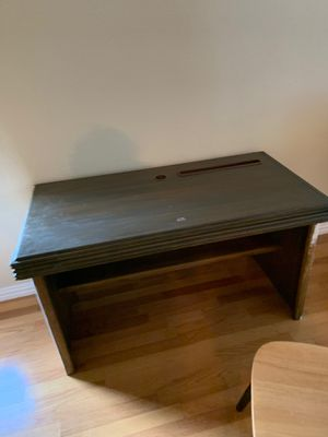 All Wood Project Desk and Chair for Sale in Fort Worth, TX