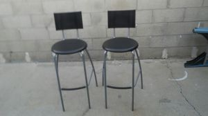 "BAR STOOLS 15""w x 40""h for Sale in Paramount, CA"