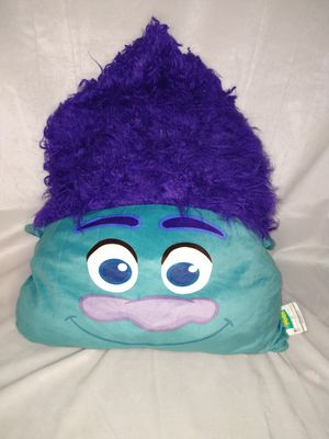 Huge Branch From Trolls Pillow Washable 30 x 30 for Sale in Duluth, GA
