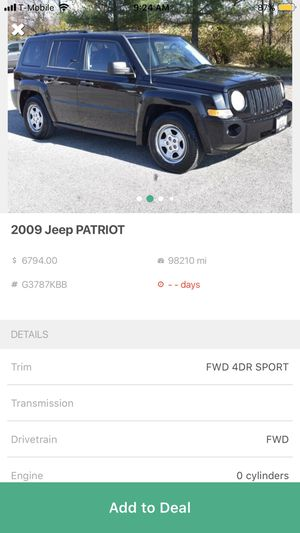 2009 Jeep Patriot for Sale in Fairview Heights, IL