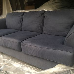 Blue Ashley Couch for Sale in Los Angeles, CA