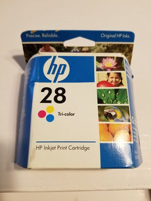 HP INKJET PRINT CARTRIDGE 28 TRI-COLOR | C8728AN for Sale in Houston, TX