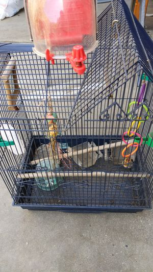 Bird cage with lil dome for Sale in Westminster, CA