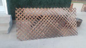 Large piece of lattice free for Sale in Pomona, CA