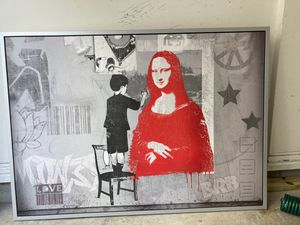 """IKEA Wall art 55""""x40"""" for Sale in Houston, TX"""