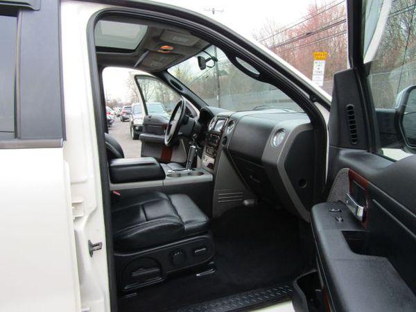 2008 Ford F150 SuperCrew Cab