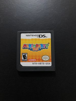 MARIO PARTY DS for Sale in Ball Ground, GA