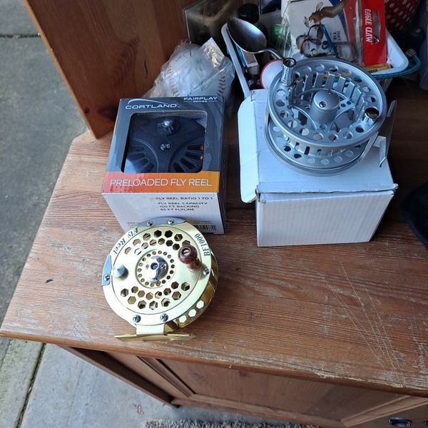 Fishing Fly Reels