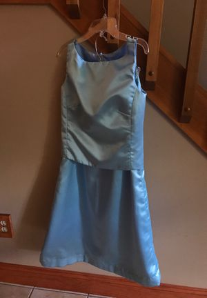 Baby blue dress up clothes for Sale in Columbus, OH