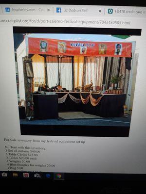 Festival equipment for Sale in Stuart, FL