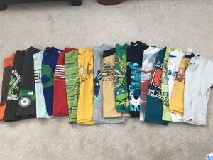 18 pieces boys clothes size 2T and 3T for Sale in Alexandria, VA
