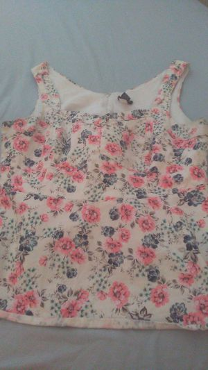Floral corset top size 2(from torrid) for Sale in Leesburg, VA