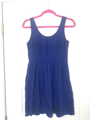 Target Medium Blue Eyelet Lace Sundress for Sale in Sterling, VA