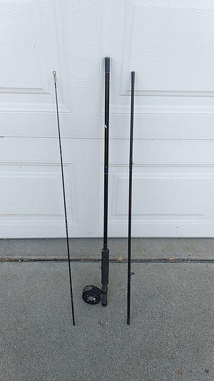 Three-piece Martin fly fishing rod and reel $25 Fontana for Sale in Fontana, CA