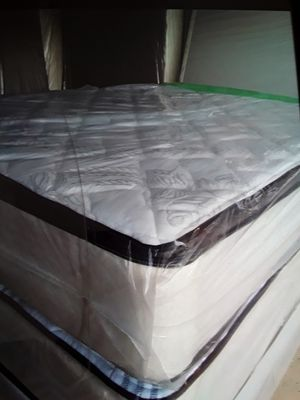 Queen set pillow top $ 250 / King set pillow top $ 350 for Sale in BVL, FL