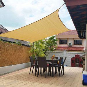 Shade Sail Cover Pool Deck Patio Protector Outdoor Garden Blocker for Sale in Marquette, MI