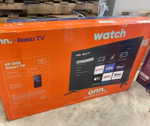 "ONN ✨58"" TV ✨ 1000 18971 RP for Sale in Dallas, TX"