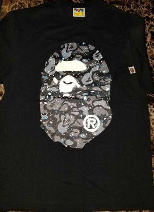 Bape T-shirt Glow in the Dark for Sale in Houston, TX