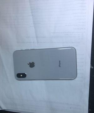 VERIZON LOCKED IPHONE X-NEW for Sale in Atlanta, GA