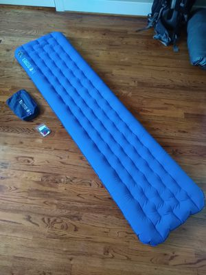 Big Agnes Q Core Deluxe Insulated Sleeping Pad for Sale in Houston, TX