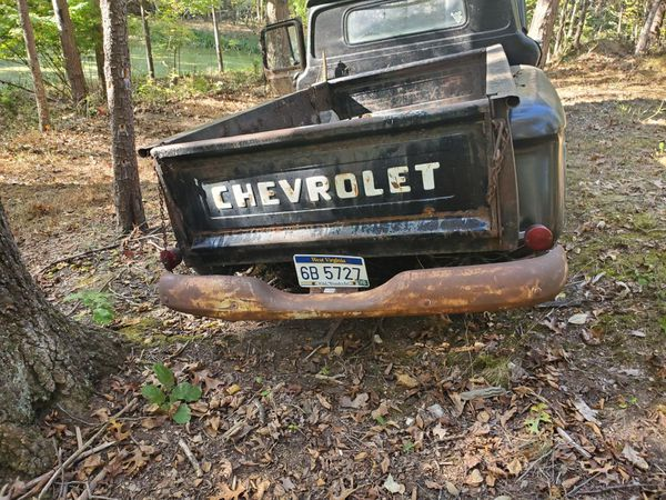 1960 chevy truck