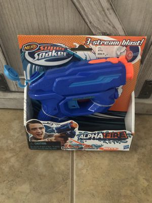Small nerf water gun for Sale in Middleburg, FL