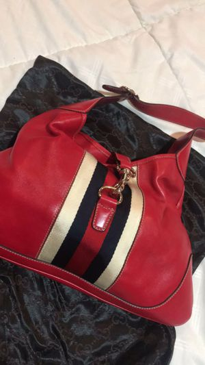 Leather Gucci women hand bag for Sale in Dearborn, MI